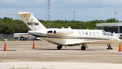 N417MH - Cessna 525A CitationJet 2 - Private