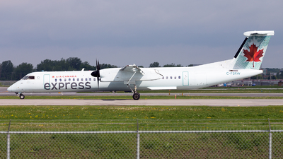 C-FSRW - Bombardier Dash 8-Q402 - Air Canada Express (Sky Regional Airlines)