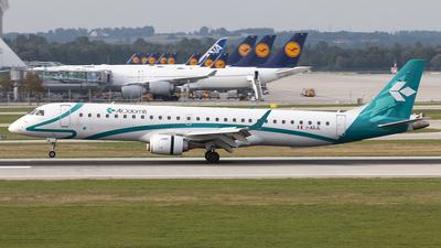 I-ADJL - Embraer 190-200LR - Air Dolomiti