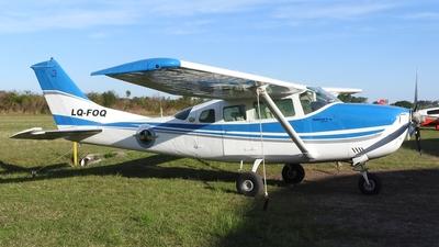 LQ-FOQ - Cessna U206G Stationair 6 - Argentina - Government of Chaco
