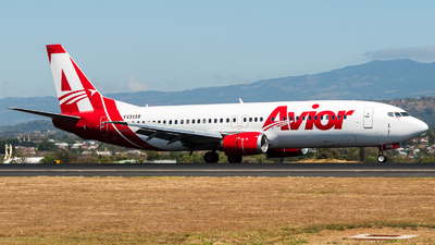 A picture of YV3158 - Boeing 737401 - Avior Airlines - © Ivan Jimenez Rojas