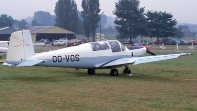 OO-VOS - Saab 91D Safir - Private