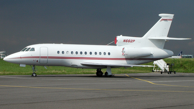 N662P - Dassault Falcon 900EX - Private