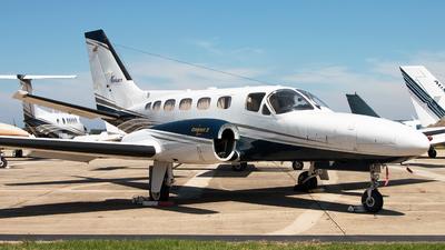VH-LEM - Cessna 441 Conquest II - Australasian Jet