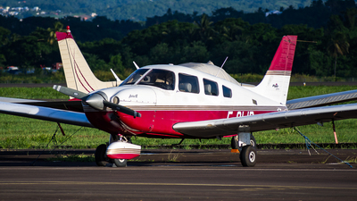 F-OIJD - Piper PA-28-181 Archer III - Martinique Easy Fly