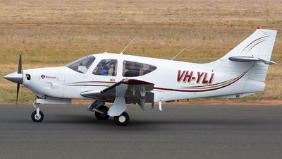 A picture of VHYLI - Rockwell Commander 114 - [14240] - © ChrisLait