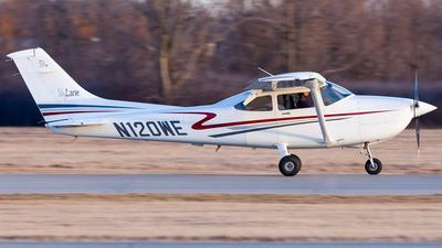 N120WE - Cessna 182T Skylane - University Of Michigan Flyers