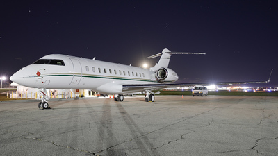 N905JG - Bombardier BD-700-1A10 Global 6000 - Private