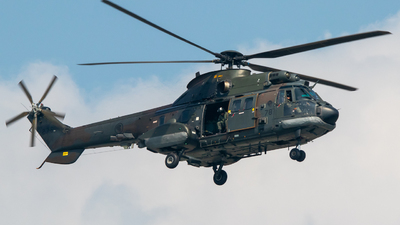 278 - Eurocopter AS 532UL Cougar - Singapore - Air Force