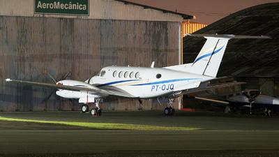 PT-OJQ - Beechcraft B300 King Air - Private