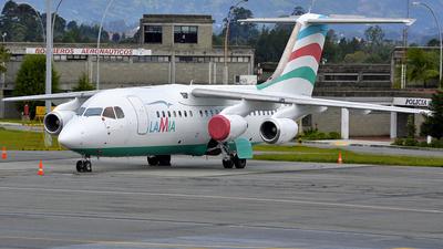 CP-2933 - British Aerospace Avro RJ85 - Línea Aérea Merideña Internacional de Aviación (LAMIA)