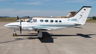 D-IHML - Cessna 421C Golden Eagle - Private