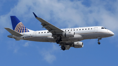 N650RW - Embraer 170-100SE - United Express (Republic Airlines)