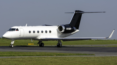 N86MW - Gulfstream G-IV - Private