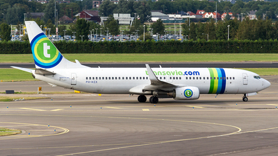 PH-HZX - Boeing 737-8K2 - Transavia Airlines