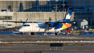 V2-LGD - Bombardier Dash 8-311 - Untitled