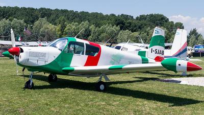 I-SJAB - SIAI-Marchetti S205 20/R - Private