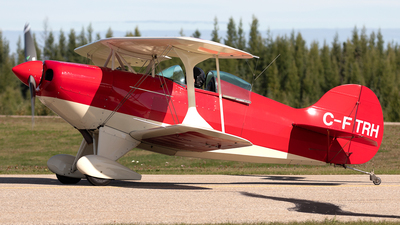 C-FTRH - Pitts S-1C Special - Private