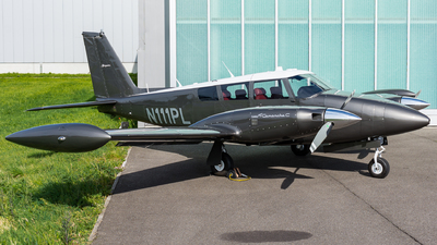 N111PL - Piper PA-30-160 Twin Comanche C - Private