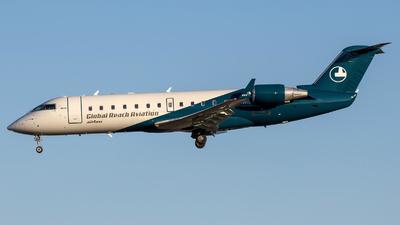 OY-MIL - Bombardier CRJ-200LR - Copenhagen Air Taxi (CAT) (Global Reach Aviation)