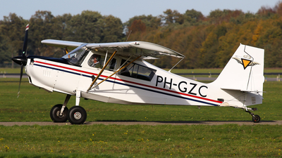 PH-GZC - Bellanca 8GCBC Scout - Netherlands - Air Force Historical Flight