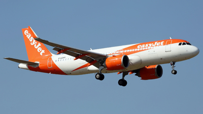 A picture of GUZHY - Airbus A320251N - easyJet - © Peter Baldwin