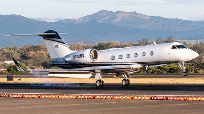 N700MV - Gulfstream G-IV - Private