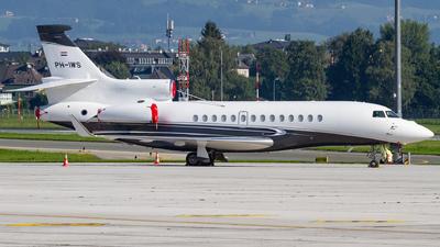 PH-IWS - Dassault Falcon 7X - Exxaero International