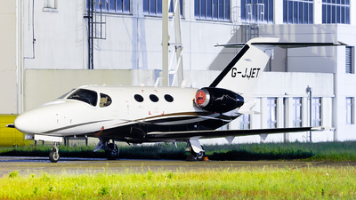 G-JJET - Cessna 510 Citation Mustang - Private