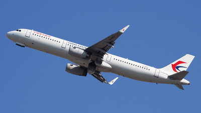 B-1640 - Airbus A321-231 - China Eastern Airlines
