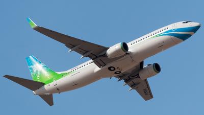 N806XA - Boeing 737-8AL - Saudi Aramco Aviation