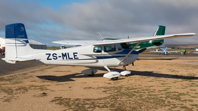 ZS-MLE - Cessna 172 Skyhawk - Private
