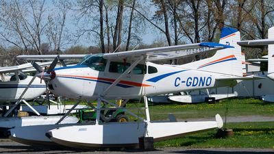 C-GDNO - Cessna A185F Skywagon - Private