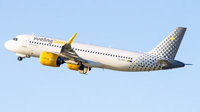 EC-NCG - Airbus A320-271N - Vueling