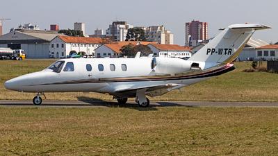 A picture of PPWTR - Cessna 525 CitationJet CJ1 - [5250364] - © raphacwb