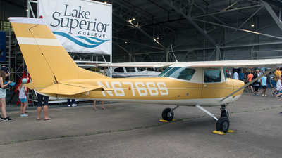 N6766S - Cessna 150H - Private