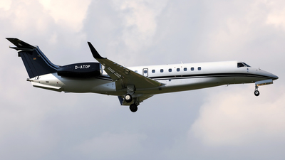 D-ATOP - Embraer ERJ-135BJ Legacy 650 - Air Hamburg