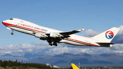 B-2428 - Boeing 747-412F(SCD) - China Cargo Airlines