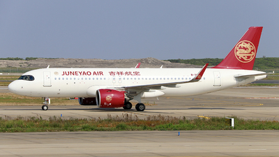 B-30FQ - Airbus A320-271N - Juneyao Airlines