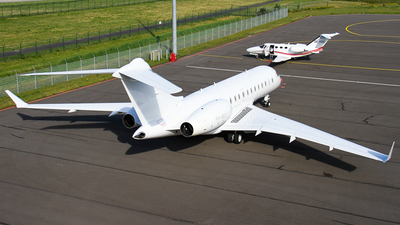 PH-BEJ - Bombardier BD-700-1A11 Global 5000 - Private