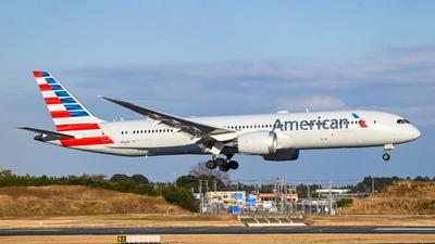 A picture of N840AN - Boeing 7879 Dreamliner - American Airlines - © yuusuke uematsu