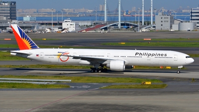 RP-C7776 - Boeing 777-36NER - Philippine Airlines