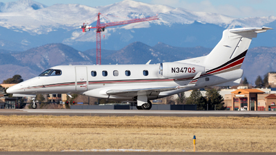 N347QS - Embraer 505 Phenom 300 - NetJets Aviation
