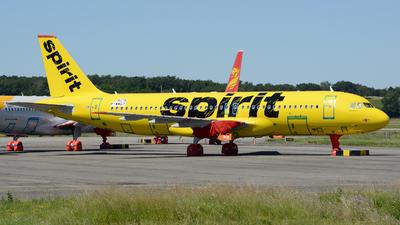 F-WWDX - Airbus A320-271N - Spirit Airlines