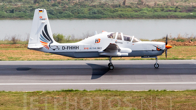 D-FHHH - Grob G520T Egret - Grob Aircraft