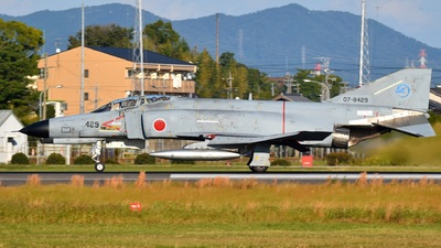 07-8429 - McDonnell Douglas F-4EJ Kai - Japan - Air Self Defence Force (JASDF)