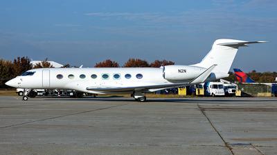 N2N - Gulfstream G650 - Private