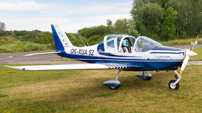 OK-XUA52 - Tecnam P2002 Sierra - Private
