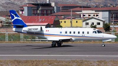 OB2108P - IAI 1125 Astra - ATSA Perú