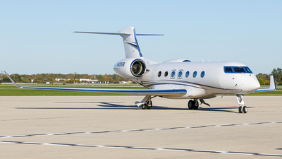 N409GB - Gulfstream G500 - Private